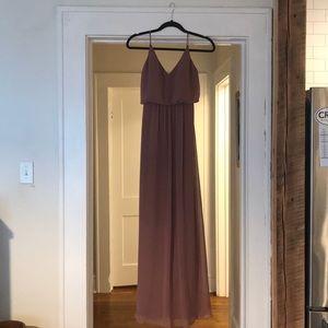 Dessy Group bridesmaid dress